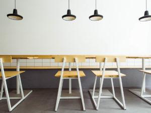 Sushi Sano Gastraum Möbel