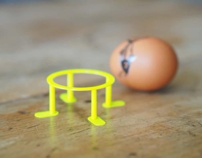 DIY Eeierbecher 3D gedruckt