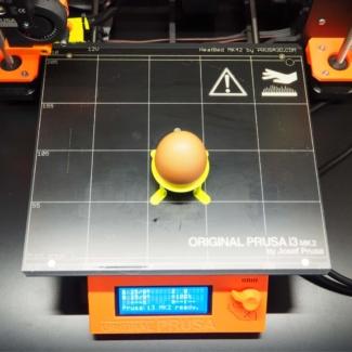 3D Druck für DIY Eeierbecher